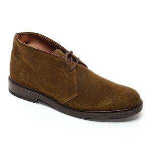 FRYE Jones Suede Chukka Boots Men size 9.5 D